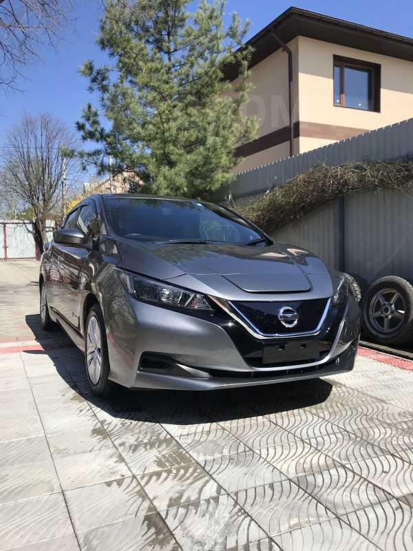 Nissan Leaf, 2018 год, 1 390 000 руб.