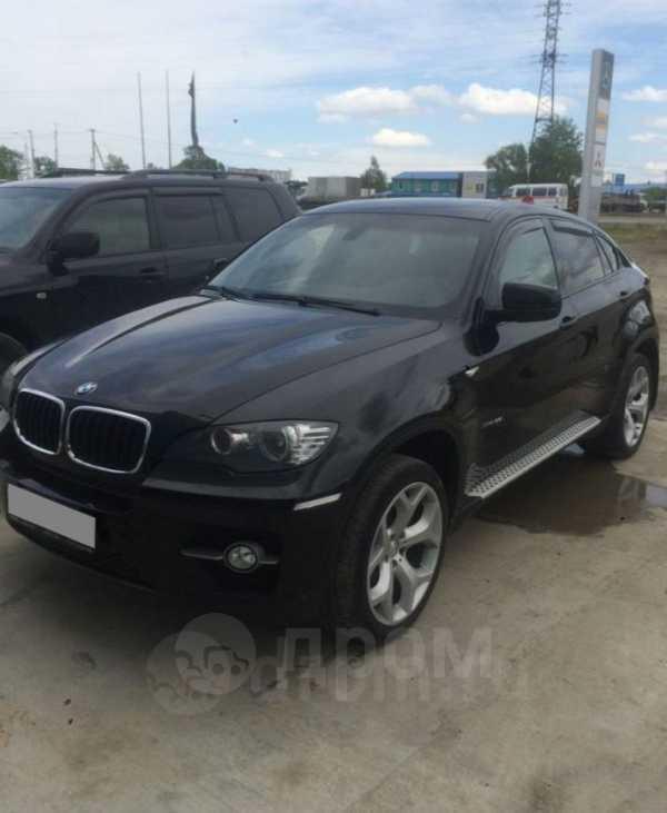 BMW X6, 2009 год, 550 000 руб.