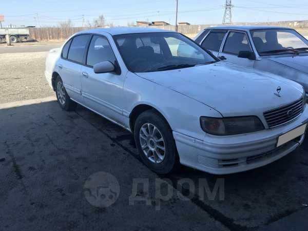 Nissan Cefiro, 1995 год, 99 000 руб.