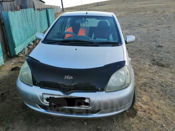 Toyota Vitz, 2001 год, 248 000 руб.