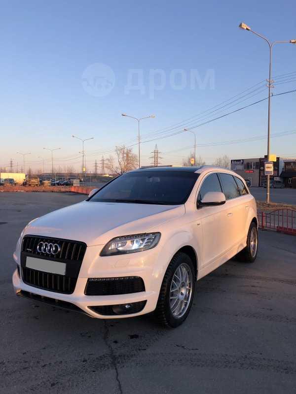 Audi Q7, 2010 год, 1 380 000 руб.