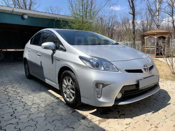 Toyota Prius, 2012 год, 725 000 руб.