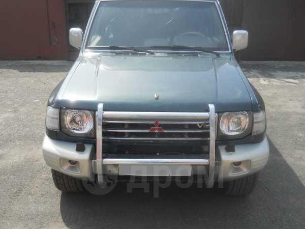 Mitsubishi Pajero, 1998 год, 460 000 руб.