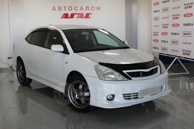 Toyota Allion, 2002 год, 399 000 руб.