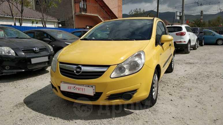 Opel Corsa, 2007 год, 217 000 руб.