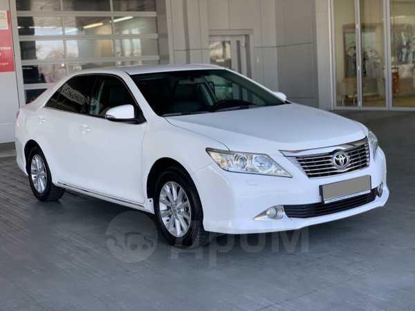 Toyota Camry, 2012 год, 1 190 000 руб.