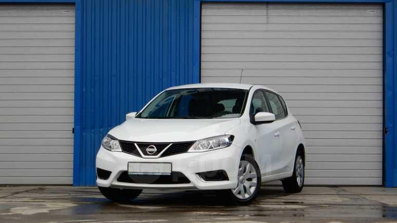 Nissan Tiida, 2015 год, 659 196 руб.