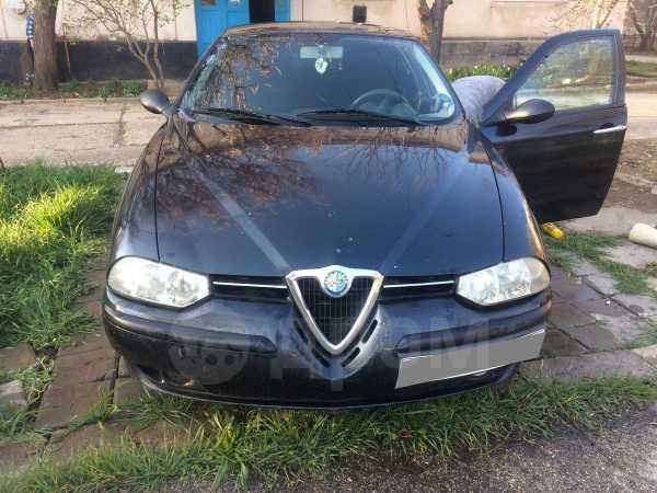 Alfa Romeo 156, 2001 год, 130 000 руб.