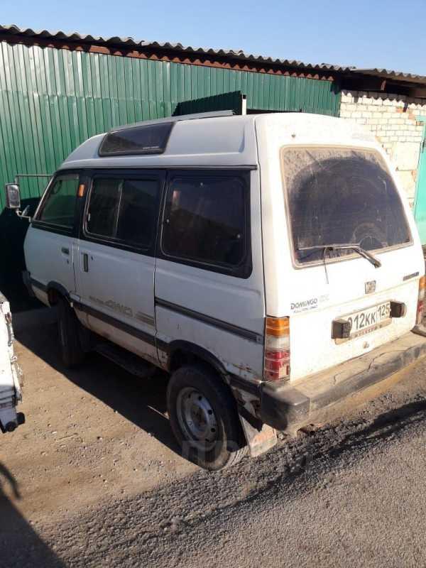 Subaru Domingo, 1988 год, 50 000 руб.