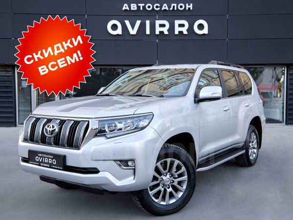Toyota Land Cruiser Prado, 2019 год, 3 820 000 руб.