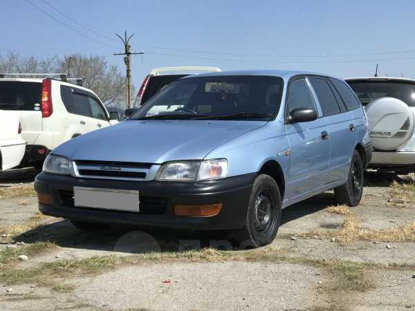 Toyota Caldina, 2000 год, 190 000 руб.