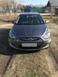 Hyundai Solaris, 2011 год, 500 000 руб.