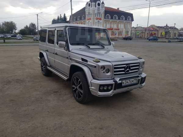 Mercedes-Benz G-Class, 2000 год, 1 150 000 руб.
