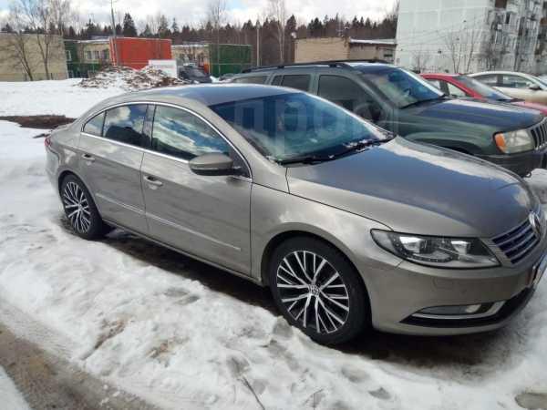 Volkswagen Passat CC, 2013 год, 600 000 руб.