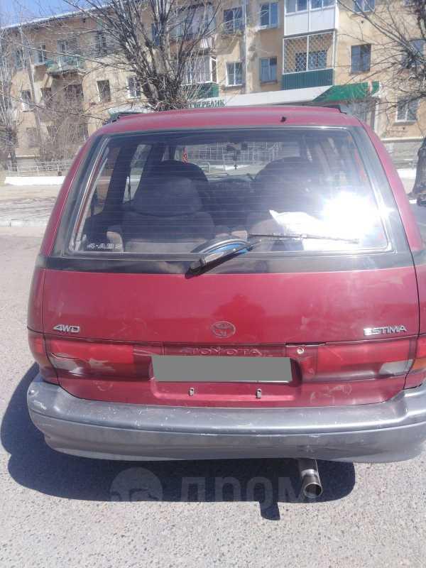 Toyota Estima, 1992 год, 210 000 руб.