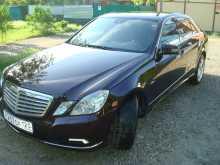 Краснодар E-Class 2009