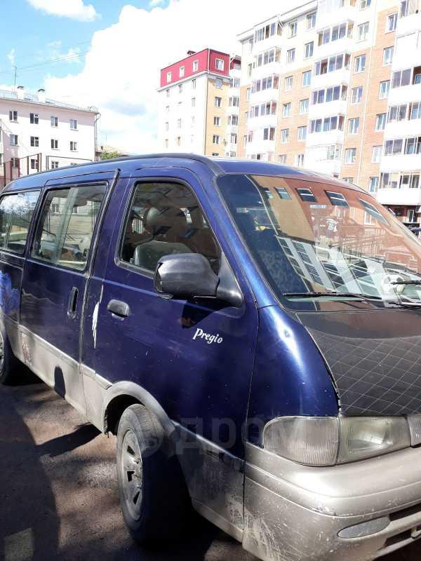 Kia Pregio, 1996 год, 140 000 руб.