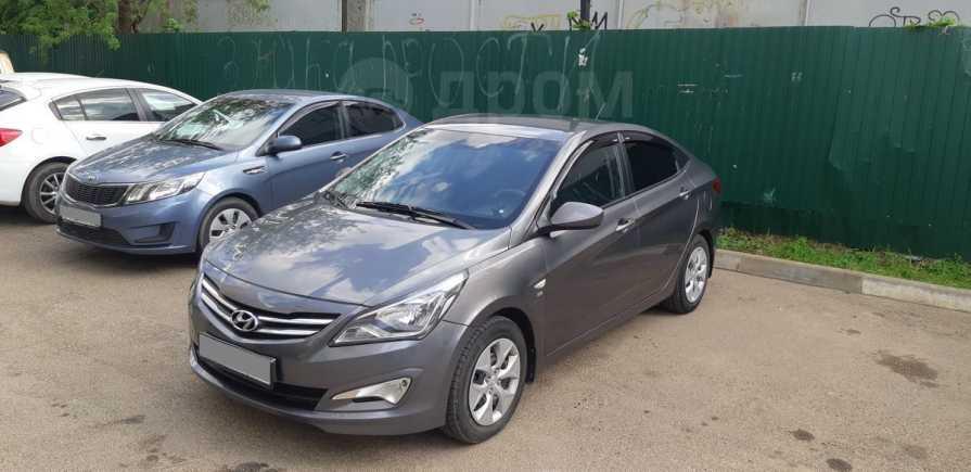 Hyundai Solaris, 2016 год, 600 000 руб.
