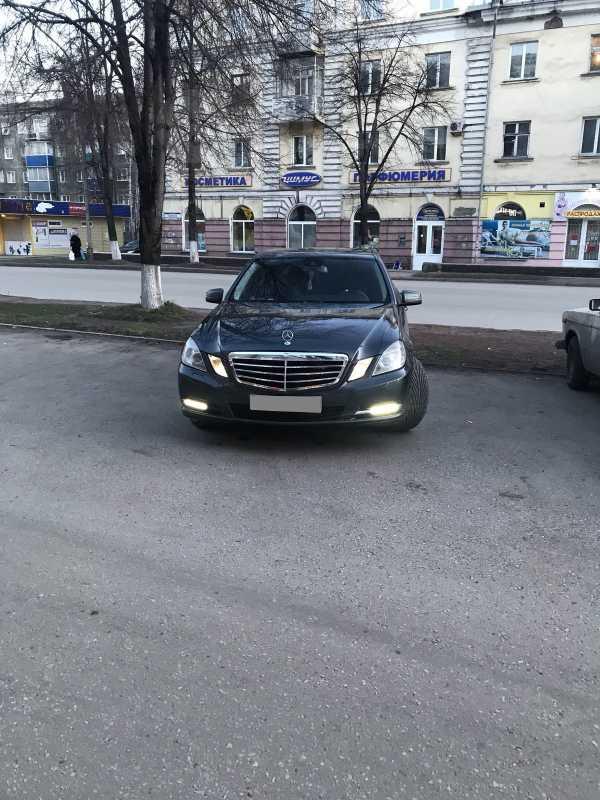 Mercedes-Benz E-Class, 2010 год, 1 100 000 руб.