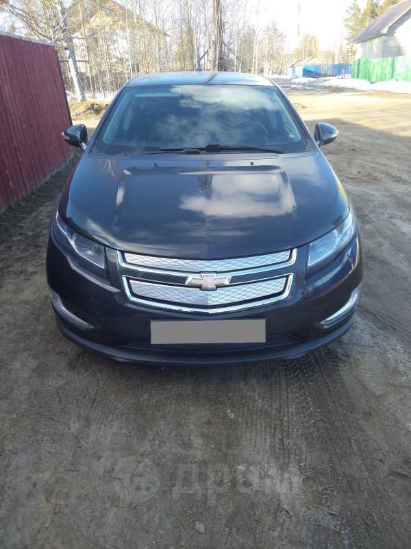 Chevrolet Volt, 2015 год, 1 150 000 руб.