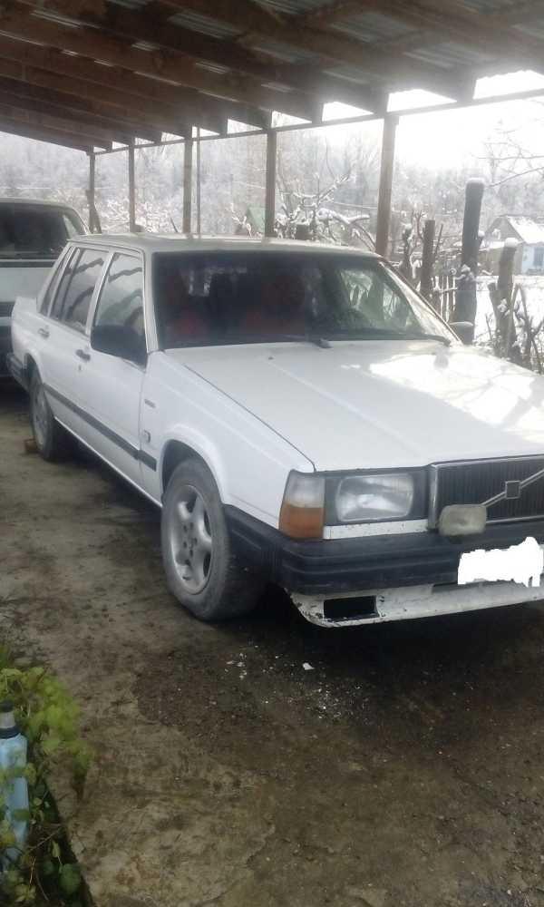 Volvo 740, 1988 год, 64 000 руб.