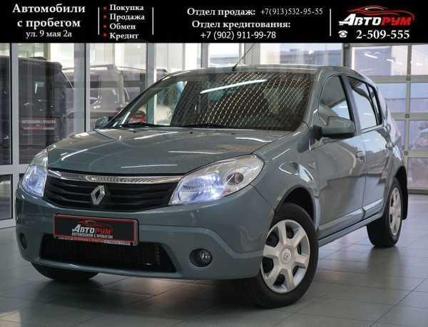 Renault Sandero, 2012 год, 437 000 руб.