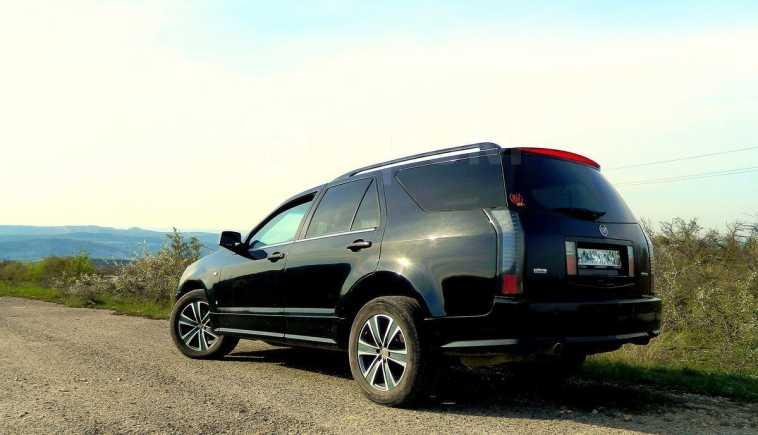 Cadillac SRX, 2007 год, 450 000 руб.