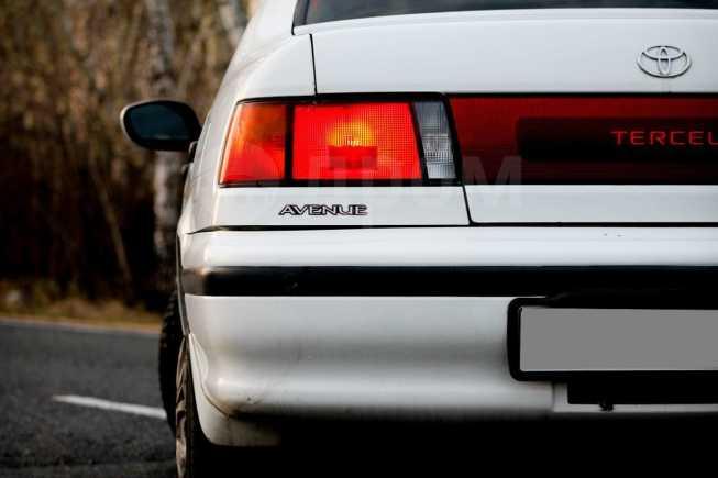Toyota Tercel, 1991 год, 120 000 руб.