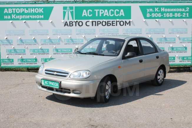 Chevrolet Lanos, 2008 год, 245 000 руб.