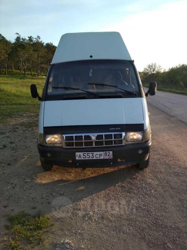 ГАЗ 2217, 2002 год, 145 000 руб.