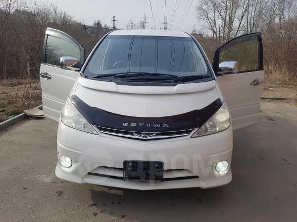 Toyota Estima, 2002 год, 629 000 руб.