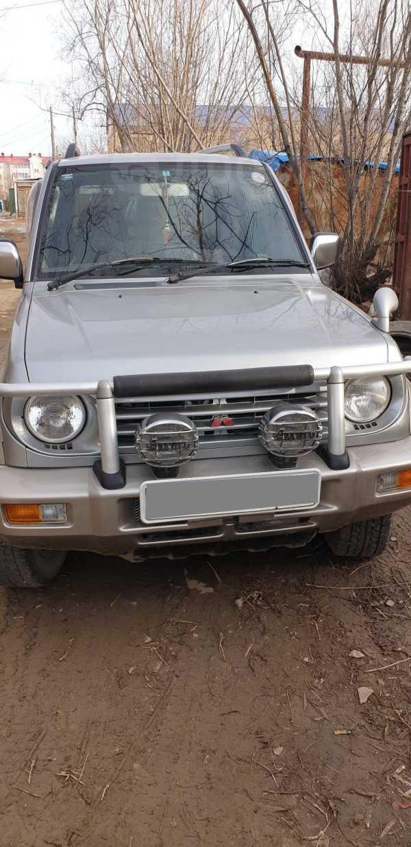 Mitsubishi Pajero Junior, 1997 год, 250 000 руб.