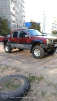 Mitsubishi Strada, 1992 год, 250 000 руб.