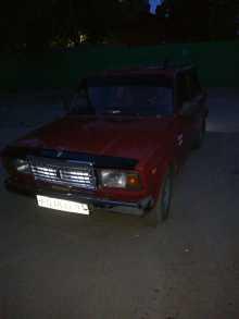 Улан-Удэ 2107 1995