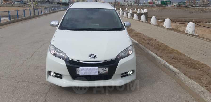 Toyota Wish, 2013 год, 980 000 руб.