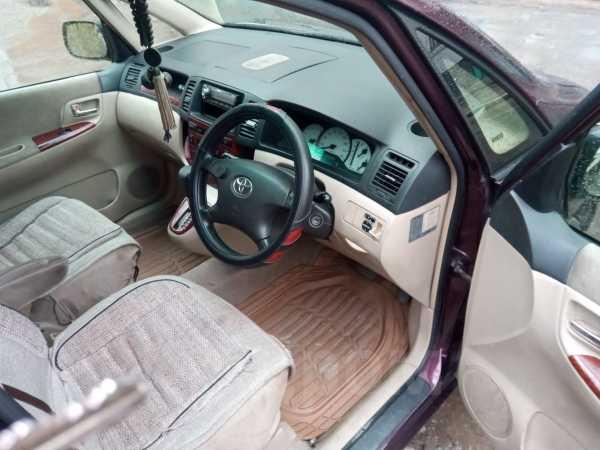 Toyota Corolla Spacio, 2001 год, 360 000 руб.