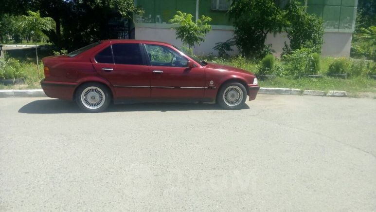 BMW 3-Series, 1991 год, 160 000 руб.