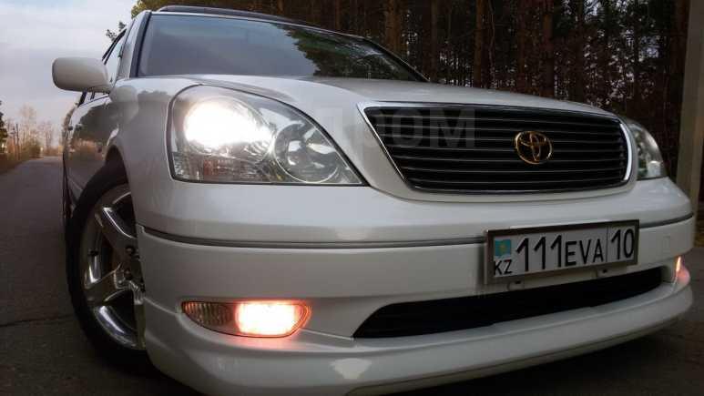 Toyota Celsior, 2003 год, 500 000 руб.
