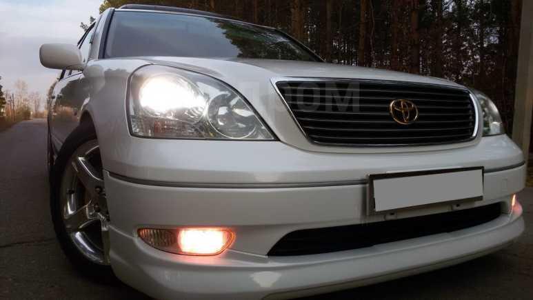 Toyota Celsior, 2003 год, 310 000 руб.