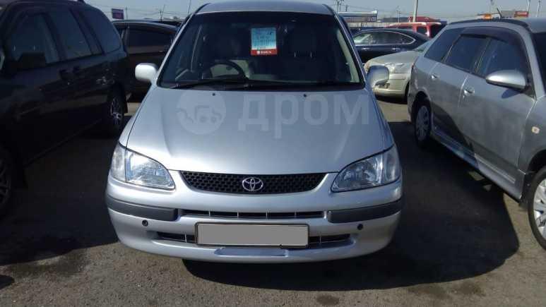 Toyota Corolla Spacio, 1998 год, 268 000 руб.