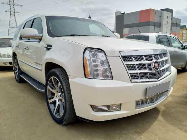 Cadillac Escalade, 2008 год, 2 000 000 руб.