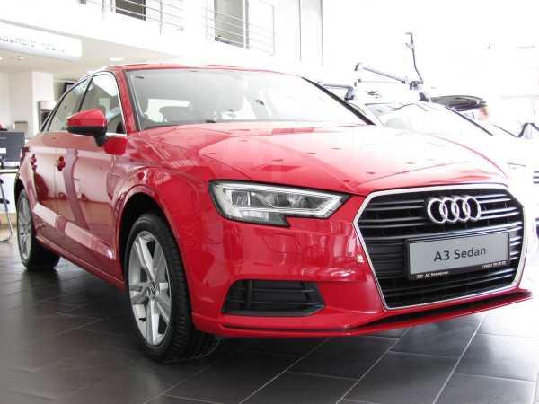 Audi A3, 2019 год, 1 650 000 руб.