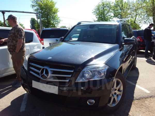 Mercedes-Benz GLK-Class, 2008 год, 630 000 руб.