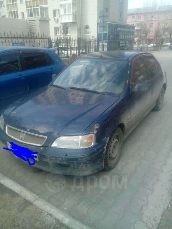 Honda Civic, 1998 год, 170 000 руб.