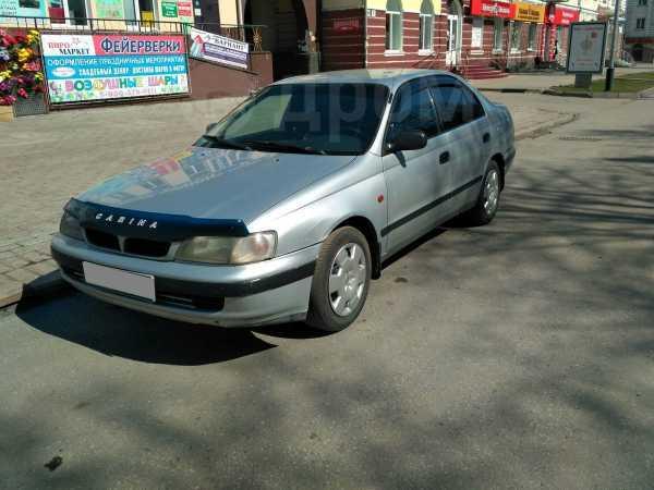 Toyota Carina E, 1997 год, 199 999 руб.