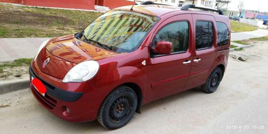 Renault Kangoo, 2011 год, 430 000 руб.