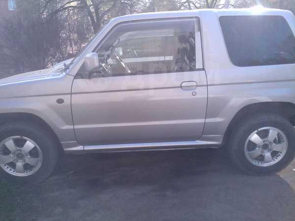 Mitsubishi Pajero Mini, 2000 год, 185 000 руб.