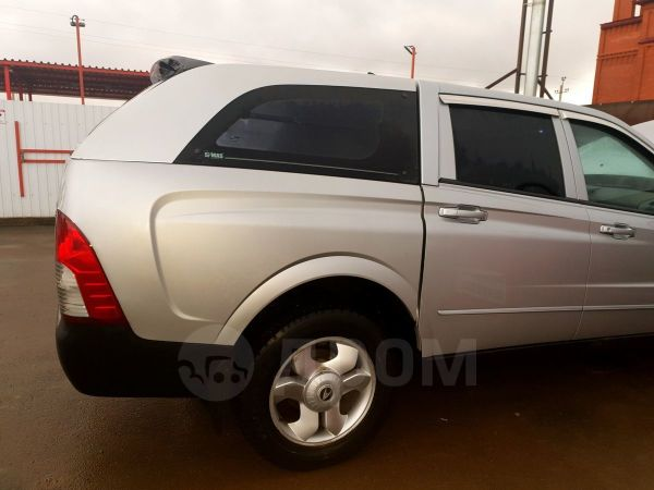 SsangYong Actyon Sports, 2008 год, 430 000 руб.