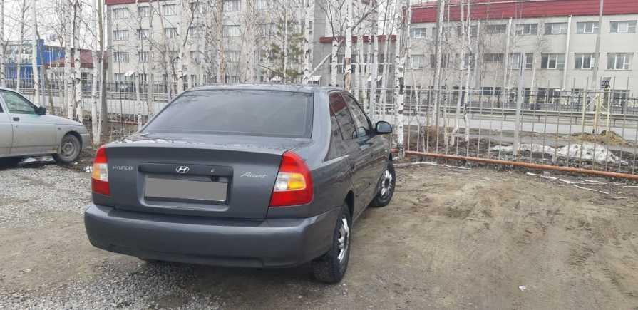 Hyundai Accent, 2007 год, 215 000 руб.