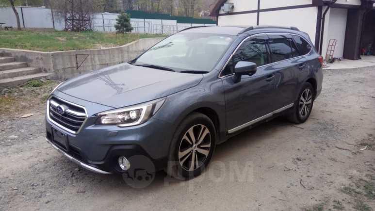 Subaru Outback, 2018 год, 1 850 000 руб.